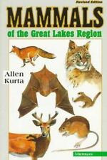 Mammals of the Great Lakes Region: Revised Edition (Great Lakes-ExLibrary