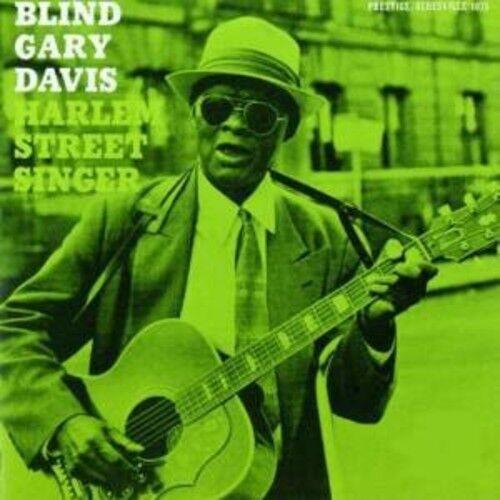 Gary Davis - Harlem Street Singer [New Vinyl]