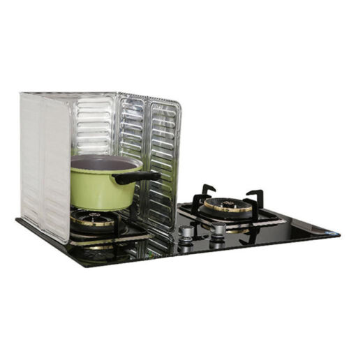 Effective Anti Splatter Kitchen Oil Splash Guard Cover Cooking Frying Screen #LK