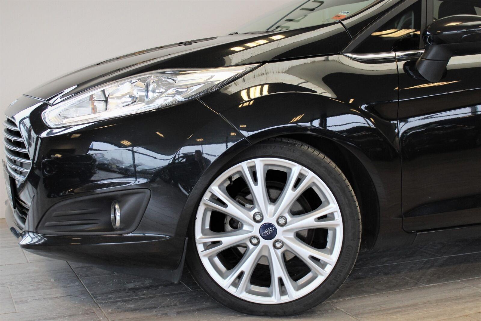 Ford Fiesta 1,0 EcoBoost Titanium X - billede 6