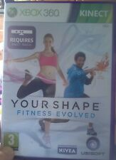 YOUR SHAPE FITNESS EVOLVED - GAME FOR XBOX 360