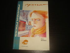 SPARROW GN Alison Marek Piranha Press Comics 1990  VF