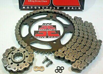 Nickel 1998-2003 Suzuki TL1000R O-Ring Chain and Sprocket Kit