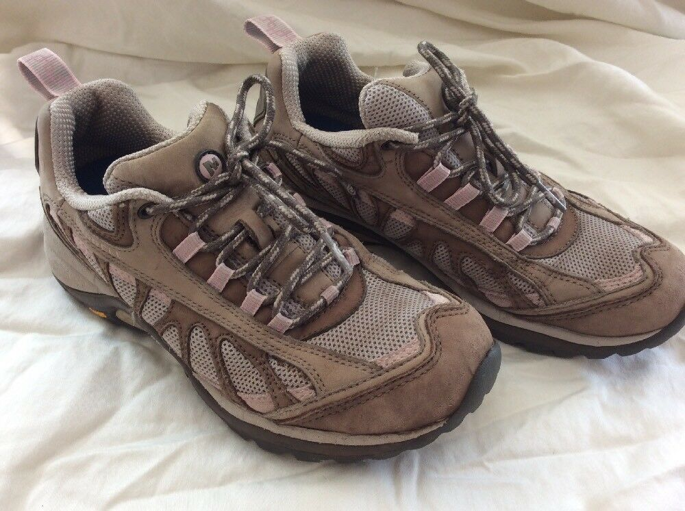 Womens Size 8  Merrell Vibram Sole Hiking Boots  sale online save 70%