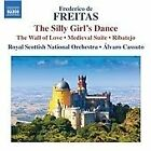Frederico de Freitas - : The Silly Girl's Dance; The Wall of Love; Medieval Suite; Ribatejo (2013)