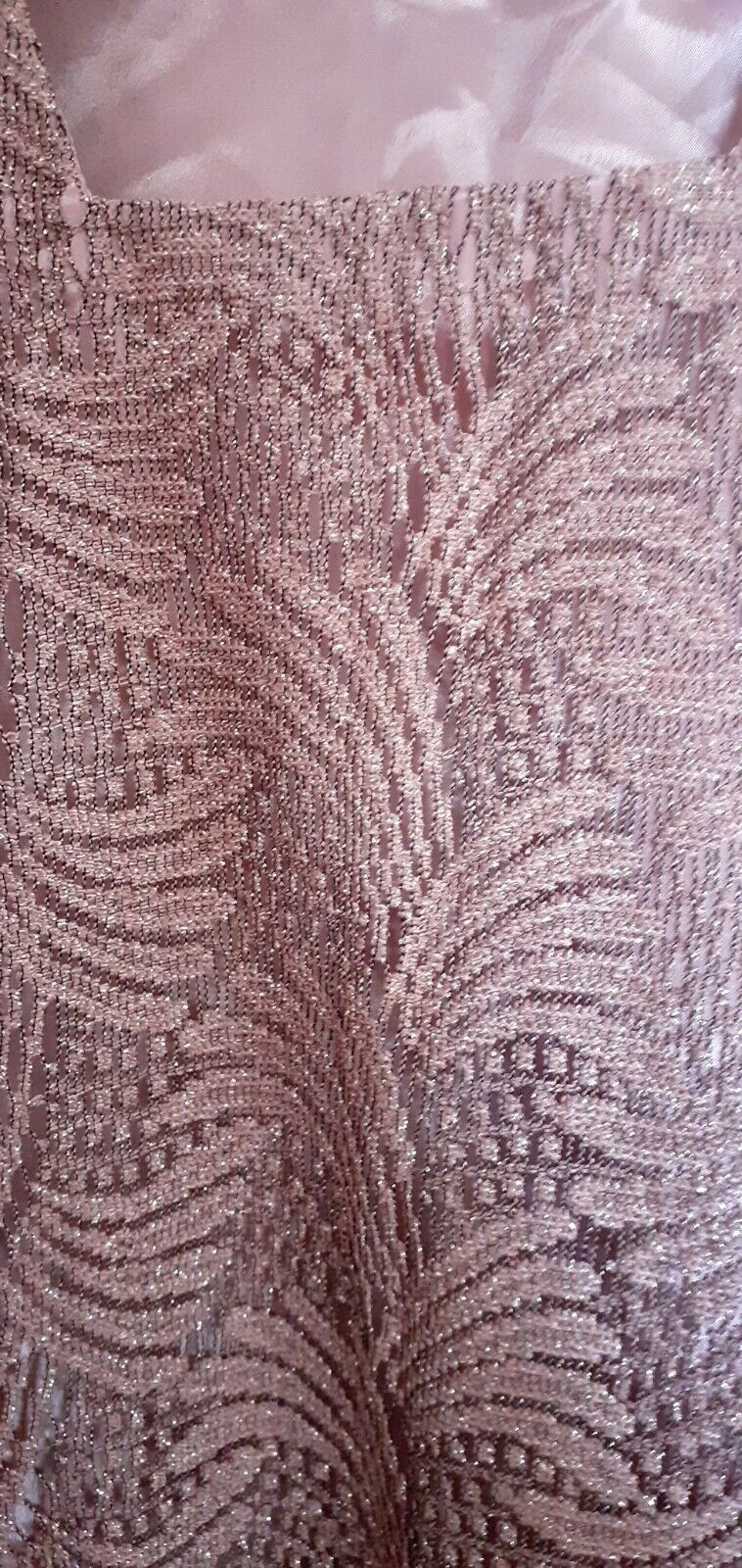 Ladies beautiful lace type Indian Pakistan Salwaar Suit Stiched. Fully lined.