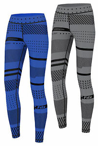 FDX-Womens-Compression-Tights-pants-Running-Training-Yoga-Gym-Base-Layer-Skins