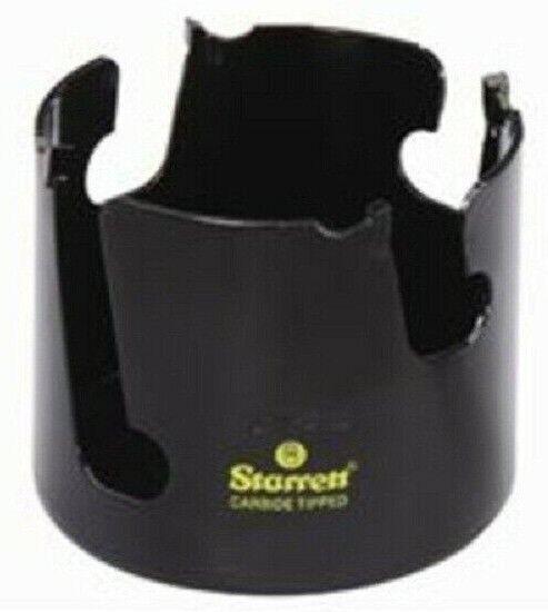 Starrett MULTI-PURPOSE HOLE SAW 54mm Cut, Tungsten Carbide Tip- 44mm Or 51mm