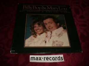 BILL-ANDERSON-amp-MARY-LOU-TURNER-LP-034-BILLY-BOY-amp-MARY-LOU-034-OIS-US-034-COUNTRY-034-M