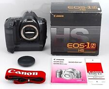 NEAR MINT IN BOX Canon EOS-1 N HS 35mm SLR Film Camera Body + BDP-E1  from Japan
