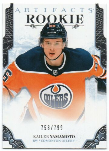 2017-18 Artifacts Rookie Redemptions Short Print SP RC //799 Pick Any