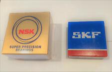 Nsk 7207 Abec 7 Super Precision Spindle Bearing Set Forbridgeport 11190238