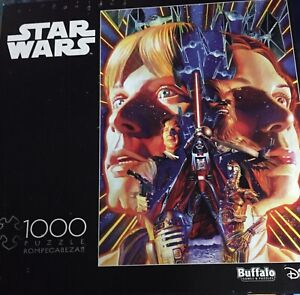 Buffalo Games and Puzzles Disney Star Wars 1000 Piece Puzzle