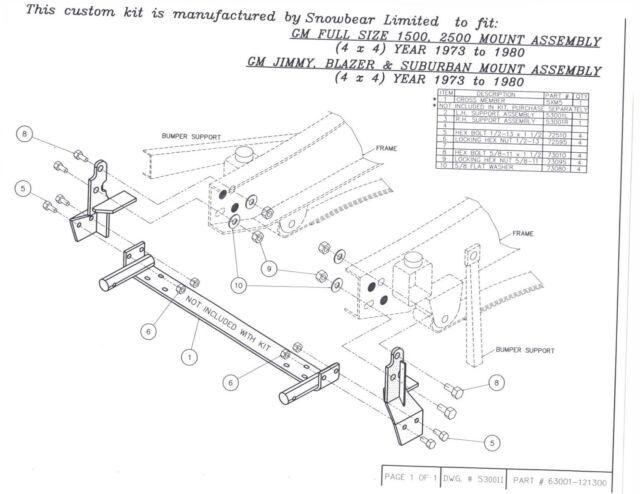 Gm 8 1 Turbo Kit