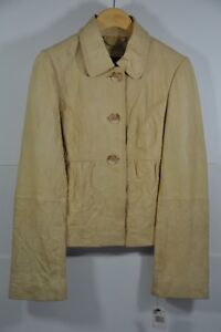 kvalitet Høj Guess Vintage S Soft Størrelse Leather Women's Lamb Jacket 7T1Bxzq