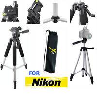 57 Professional Lightweight Tripod For Nikon D3000 D3100 D3200 D3300 D5000