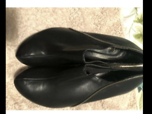 Ladies ankle boots size 8 wide fit E | eBay