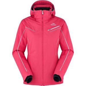 8df9a2a42d NEW Eider Morioka 3.0 Womens Ski Skiing Jacket Hot Coral Size UK 10 ...