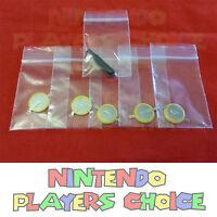 5x Nintendo Pokemon Gameboy Battery 3.8mm Security Bit Cr2025 Tabs + Instruction
