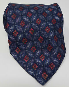 Cravatta-Fendi-Roma-100-pura-seta-tie-silk-original-made-in-italy-vintage