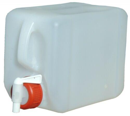 6,90€//1Stk 1Auslaufhahn lebensmittelecht 1x 2,5L Kanister Wasserkanister
