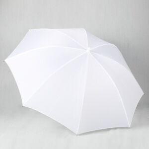 "Studio Photo Standard Flash Diffuser Translucent Soft Light White Umbrella 33"" #"