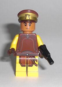 LEGO-Star-Wars-Naboo-Security-Guard-Figur-Minifig-Wache-MTT-75058-75091