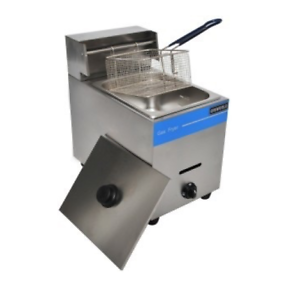 NEW-Counter-Top-Gas-Deep-Fryer-Propane-UNIWORLD-UGF-71H-3867-Commercial