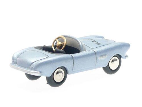 """Schuco Piccolo bmw 507 azul pálido-metallic /""""de AJA 2001/"""" # 50519000"""