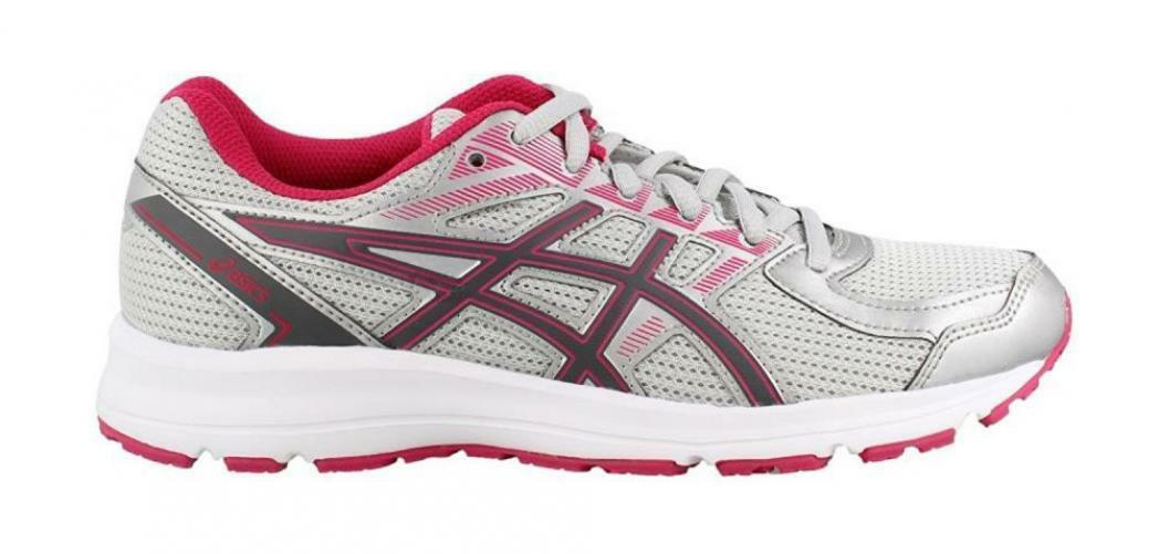 NEW ASICS JOLT donna JOGGING RUNNING scarpe scarpe da ginnastica  BREAST CANCER   SZ 9