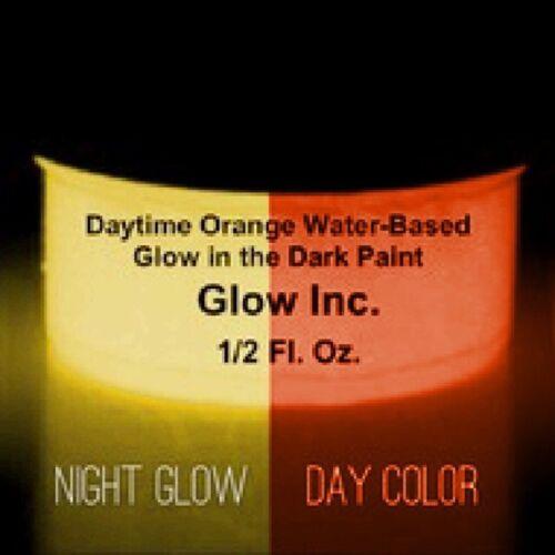 Daytime Orange Water-Based Paint