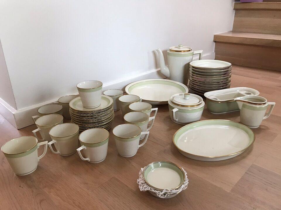Porcelæn, Stel, Royal Copenhagen