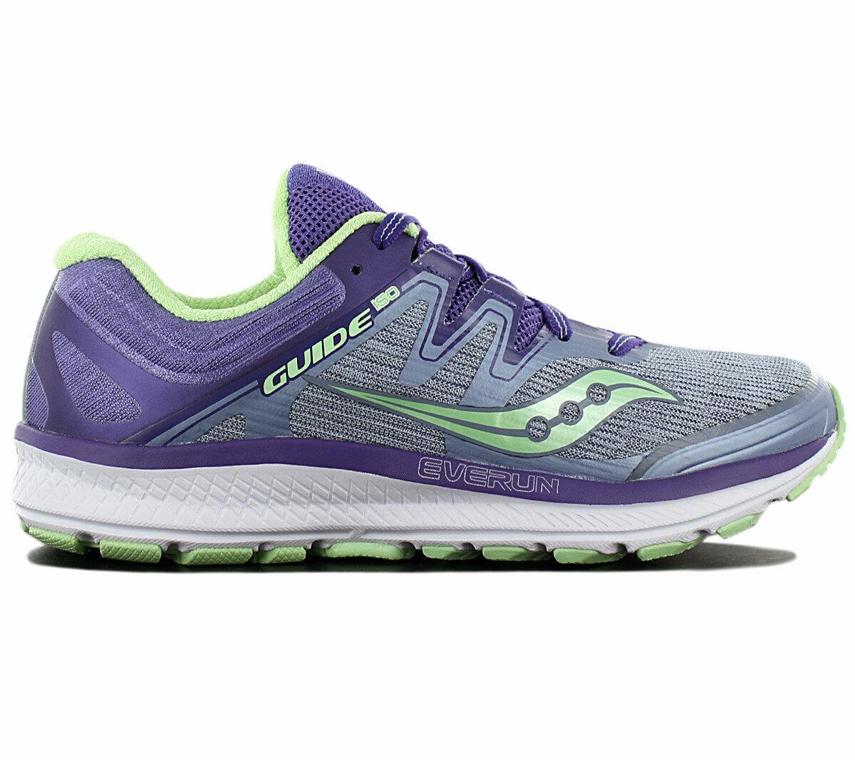 Saucony Guide ISO señora zapatillas púrpuraa s10415-1 running aerobic zapatos nuevo