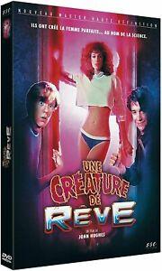 DVD : Une créature de rêve - NEUF
