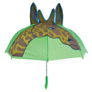 Giraffe-Rain-Animal-Sees-Kids-Shield-Umbrella