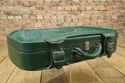 Bene Vintage Valigia Borsa Metà Century Da Viaggio Anni ' 70anni '70