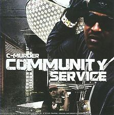 Community Service by C-Murder (CD, Sep-2009, Oarfin) NEW, SEALED