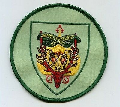 British Harry Potter House Of Magic Durmstrang Institute Team Crest Patch Ebay The new head of durmstrang following the durmstrang institute building is a castle, not as tall as hogwarts, having only four floors, but having a larger student population (pm). ebay