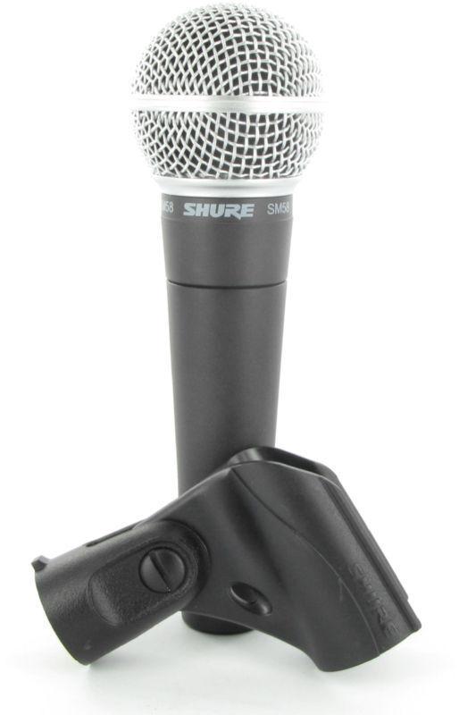 Shure SM58 Multi-Purpose Event Vocal Performance Microphone