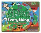 Spot Everything Book: - Jungle: Spot Everything with Flash Cards by North Parade Publishing (Hardback, 2014)