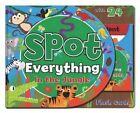 Spot Everything Book: - Jungle by North Parade Publishing (Hardback, 2014)