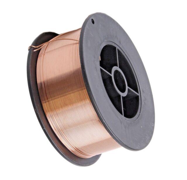 Schweissdraht MT-CuSi3-1,0 mm 1 Kg Rolle D100 2.1461 MIG MAG Draht MIG Löten