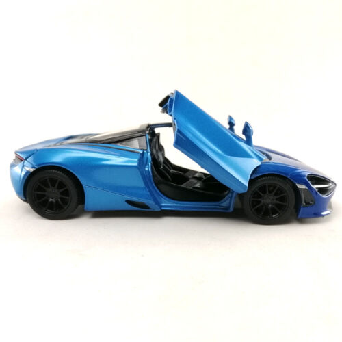 McLaren 720 S Die-Cast Model Car Kinsmart 1:36 Scale Toy Collection 2-Tone #1