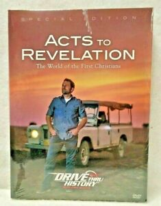 NEW Drive Thru History Acts to Revelation 3 DVD Dave Stotts Coldwater Media