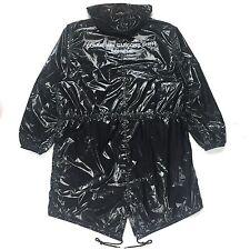 NWT Supreme Comme des Garcons SHIRT CDG Logo Black Fishtail Parka SS17 AUTHENTIC
