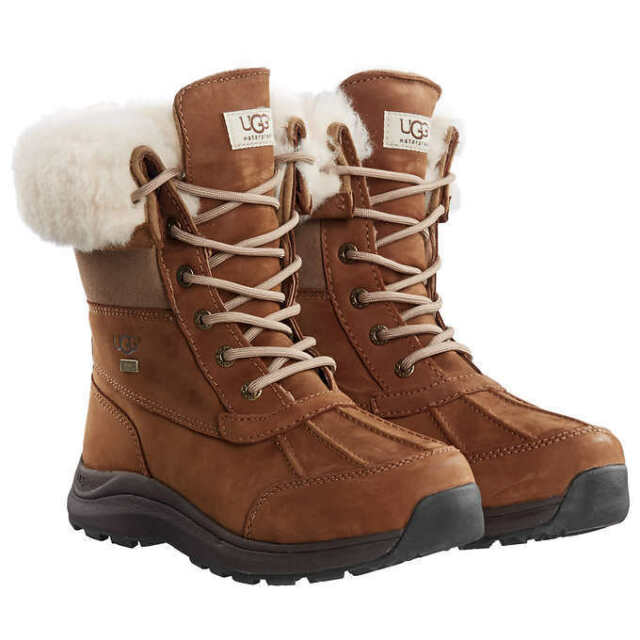Ugg Women's Adirondack III Chestnut Boots Variety in Size