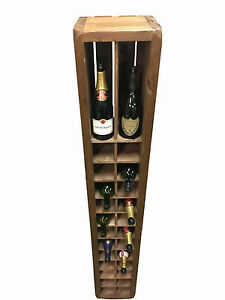 New Celtic Manor Wine Rackwood Champagne Holdertall Floor