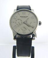 MontBlanc Timewalker Large Automatic Retrograde Men's Watch NEW 102367