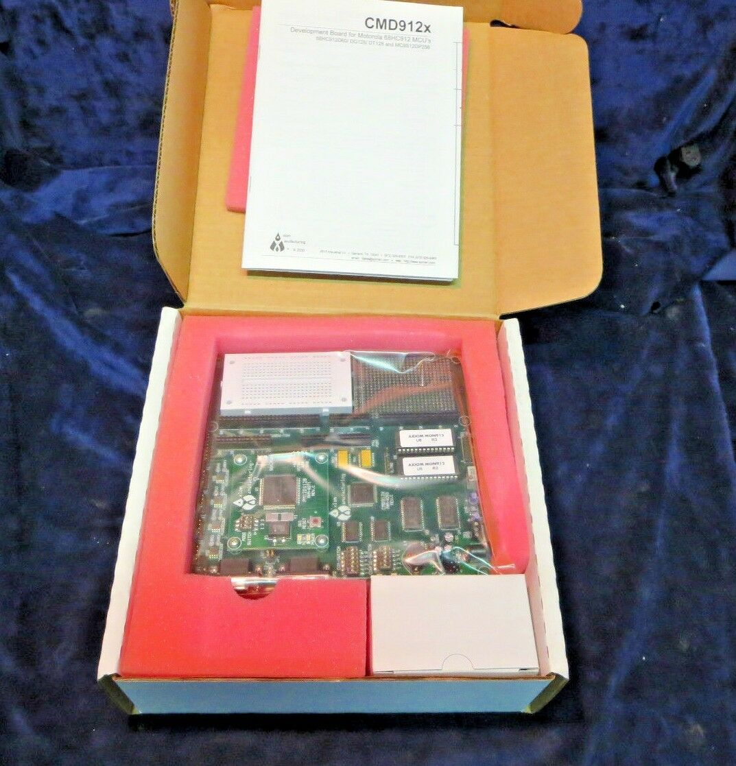 Axiom CMD-912DG128; 33C4442 Microprocessor Card  NEW
