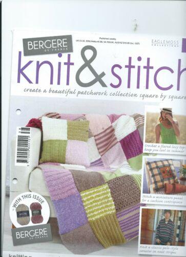 Bergere Knit /& Stich parte Funciona